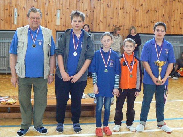 Písečtí medailisté