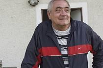 Petr Koller, otec útočníka národního fotbalového týmu Jana Kollera.