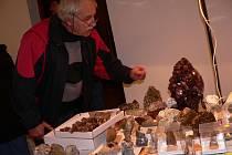 Burza minerálů, drahých kamenů, šperků a fosilií v Prácheňském muzeu