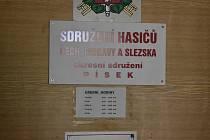 Okresní sdružení hasičů v Písku se přestěhovalo do nových prostor.