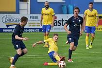 FC Písek – SK Benešov 0:1 (0:1).