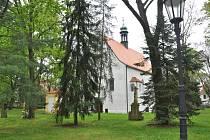 Písek, Svatotrojická koncertní síň. Ilustrační foto