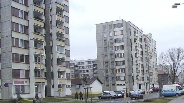 Na malé ploše sídliště Portyč žije téměř pět tisíc lidí.