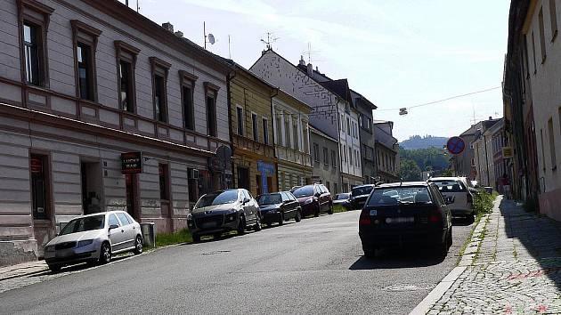 Rokycanovu ulici čeká rekonstrukce.