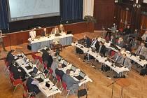 Jednání zastupitelstva města Písek. Ilustrační foto.