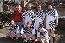 Mužstvo Veselé Bídy obsadilo v konečné tabulce okresní soutěže - skupiny o postup ve futsalu-FIFA osmé místo.