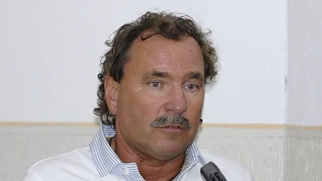 Ivan Horník nyní pracuje jako sportovní ředitel FC Chomutov