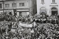 Listopadová revoluce v Písku