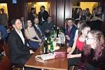 Ples sportovců. Foto: Deník/Mirka Žižková