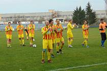 Fotbalová I.A třída: Junior Strakonice - Větřní 2:0.