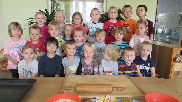 Havelské posvícení v mateřské škole v Čimelicích.
