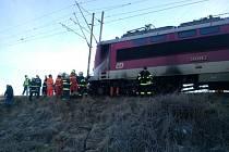 Ranní nehoda v Protivíně.