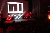 Slavnostní zahájení festivalu Filmový Písek.