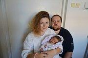 Barbora Pokorná zPrachatic. Prvorozená dcera Barbory a Petra Pokorných se narodila 8. 10. 2018 v5.24 hodin, při narození vážila 3300 g a měřila 50 cm.