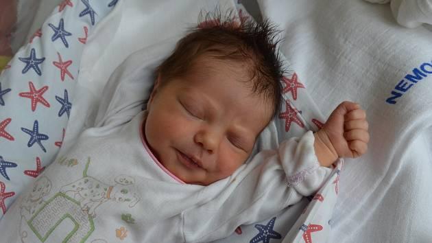 Ester Čunátová zMilevska. Dcera Evy Kašparové a Jiřího Čunáta se narodila 12. 6. 2019 v10.26 hodin. Při narození vážila 2800 g a měřila 47 cm. Doma ji čekala sestřička Žaneta (3).