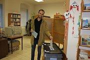 Volby v Kovářově.