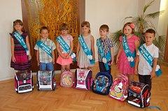 Děti v Sepekově se loučily s mateřskou školou.