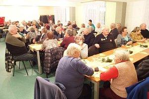 Setkání seniorů v Záhoří