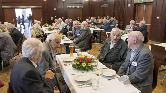 Setkání seniorů s vedením města Písku.