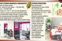 Vlasové studie Marcela Beranová, Studio Pedicure