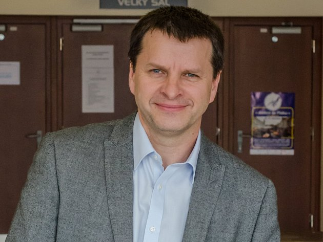 Josef Kašpar, ředitel CKMP