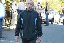 Jaroslav Putschögl (na snímku) z Atletiky Písek obsadil v běhu kategorie muži D na 4400 metrů třetí místo.
