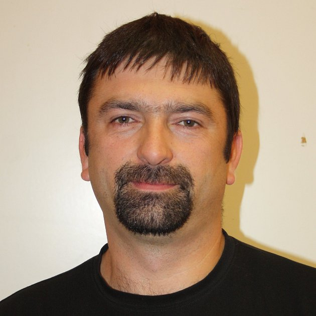 Martin Maršík, 43let, SNK města Mirotice