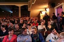 V kině promítnou filmy z FAMU. Ilustrační foto.