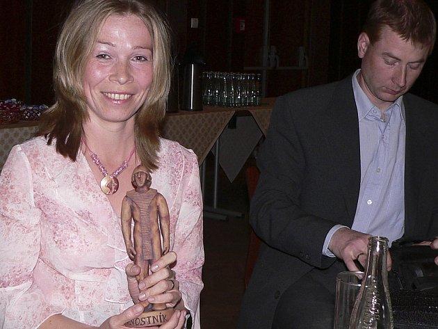Jitka Palátová, Živnostnice roku 2006.
