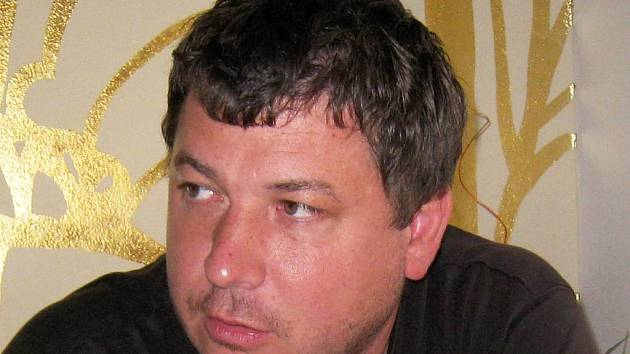 Režisér Robert Sedláček.