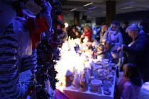 Vánoční výstava v kině Portyč.