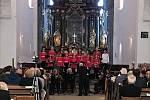 Bienále duchovní hudby v milevském klášteře. Foto: Stanislava Vachtová