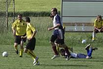 Okresní fotbalový přebor vstoupil do své jarní sezony. Hráči Smetanovy Lhoty doma remizovali s mužstvem Sepekova 3:3.