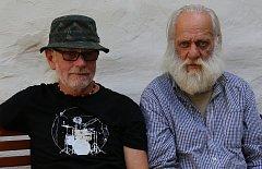 František Trávníček a Václav Turek.