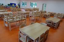 Nová mateřská škola pro 96 dětí v Mirovicích byla postavena za 13 měsíců.