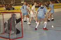 Jednou ze sportovních akcí nadcházejícího víkendu v našem regionu bude sobotní turnaj žen ve florbale, který se uskuteční v obloukové hale v Písku.