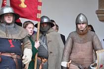 Loňská muzejní noc byla věnována výročí mučednické smrti Jana Husa.