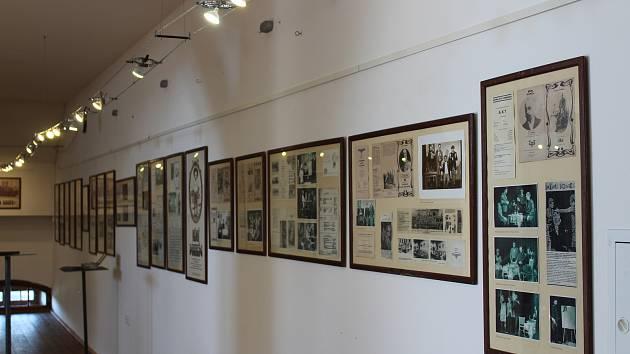 Příprava výstavy