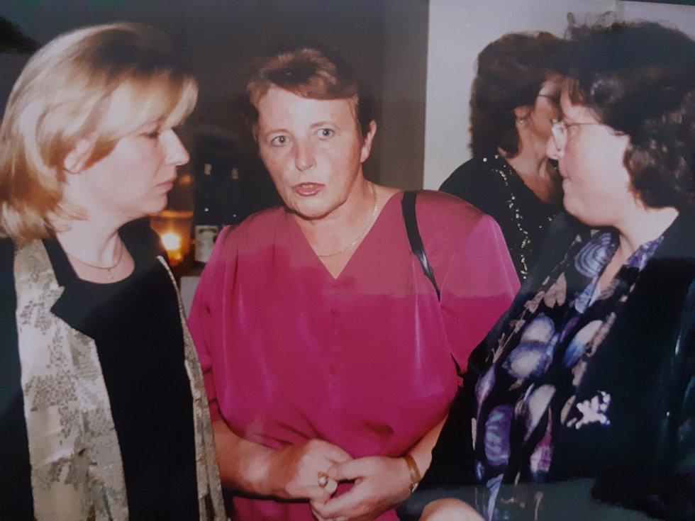 Vzpomínka na dlouholetou redaktorku Deníku Libuši Kolářovou.