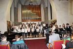 Benefiční koncert Rotary klubu.
