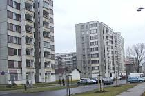 Městské byty, které si mohou nájemníci odkoupit podle nových zásad, jsou také na píseckém sídlišti Portyč.