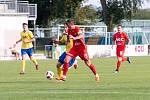 FC Písek – FK Teplice 1:3 (1:0).