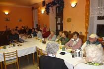 Setkání důchodců v Letech.