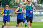 11. ročník atletických běžeckých závodů Písecký kilometr.