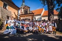 Součástí oslav bude také tradiční folklorní festival.