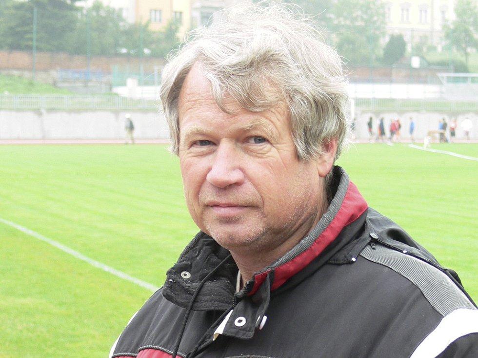 Autor článku. Mgr. Josef Fuka z Chyšek.