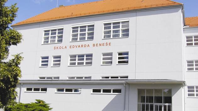 Základní škola Edvarda Beneše v Písku.