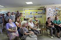 Setkání rodáků v Nerestcích.