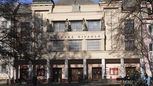Divadlo Fráni Šrámka v Písku (ilustrační foto).
