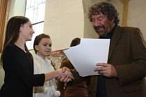 18. ročník předávání cen, které žáci ZUŠ Otakara Ševčíka Písek získali v průběhu roku, se konal v koncertní síni Trojice.
